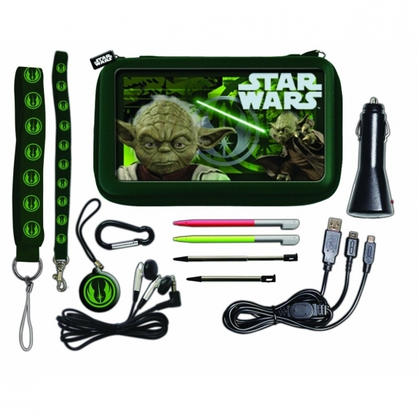 Star Wars Gamer Power Set 11 in 1 Yoda
