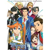 The Art of Phoenix Wright: Ace Attorney - Dual Destinies by CAPCOM (Paperback, 2015)
