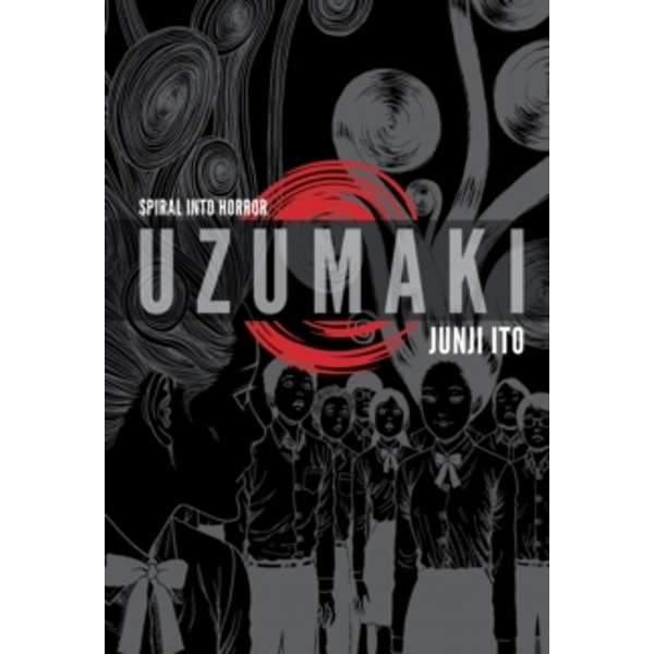 Uzumaki (3-in-1, Deluxe Edition) : Includes vols. 1, 2 & 3