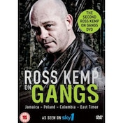 Ross Kemp On Gangs - Jamaica, Poland, Colombia, East Timor DVD