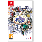 The Princess Guide Nintendo Switch Game