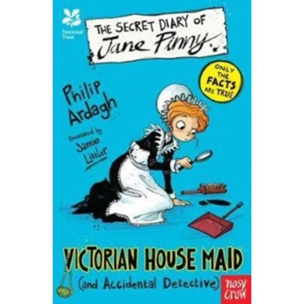 National Trust: The Secret Diary of Jane Pinny, Victorian House Maid