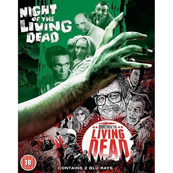Birth of the Living Dead & Night of the Living Dead Double Pack Blu-Ray
