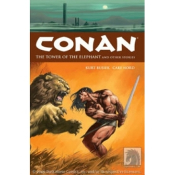 Conan Volume 3: Tower Of The Elephant & Stories