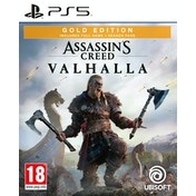 Assassin's Creed Valhalla Gold Edition PS5 Game