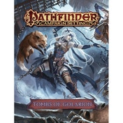 Pathfinder Campaign Setting Tombs of Golarion Paperback