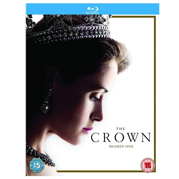 The Crown: Season 1 Blu-ray