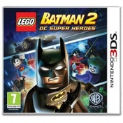 Lego Batman 2 DC Super Heroes Game 3DS