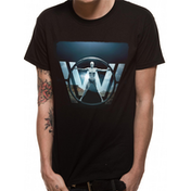 Westworld - Vetruvian Woman Men's Large T-Shirt - Black