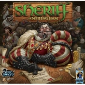 Sheriff of Nottingham Board Game
