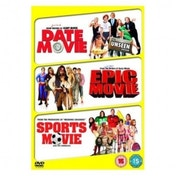Spoof Comedy Triple DVD