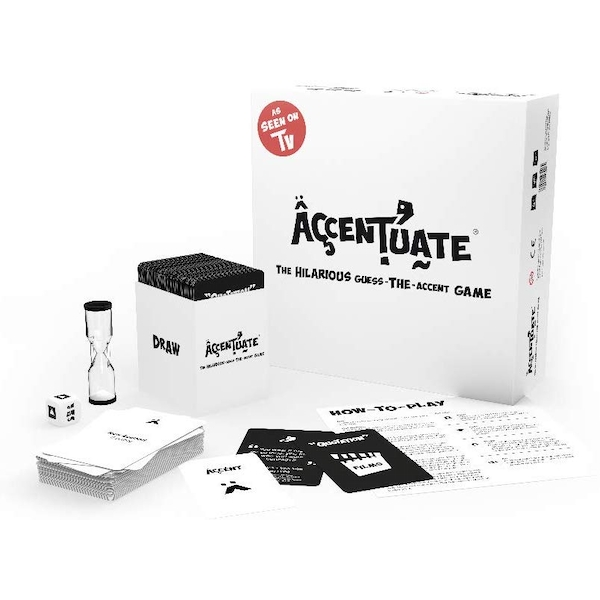Image of Accentuate The Game (Refresh 2020)