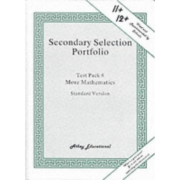 Secondary Selection Portfolio  1995 Loose-leaf