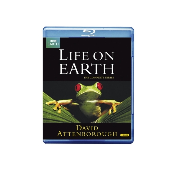 Life On Earth Blu-Ray