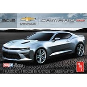 2016 Chevy Camaro SS - Snap Kit Garnet Red 1:25 Snap Kit