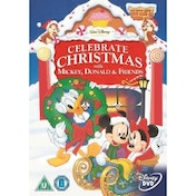 Celebrate Christmas With Mickey DVD