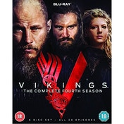 Vikings Complete Season 4 DVD