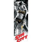 Neca - Sin City - Cowgirl Door Poster