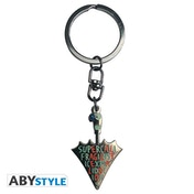 Disney - Mary Poppins/ Umbrella Metal Keyring