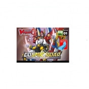 Cardfight Vanguard TCG Cosmic Roar G-EB01 Extra Booster Box (15 Packs)