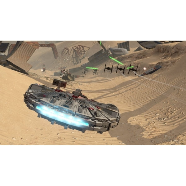 Lego Star Wars The Force Awakens Xbox One Game - Image 5