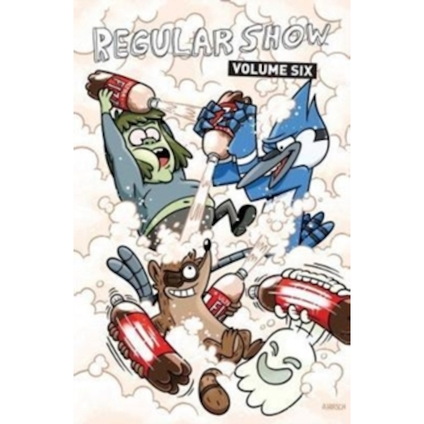 Regular Show : Vol. 6