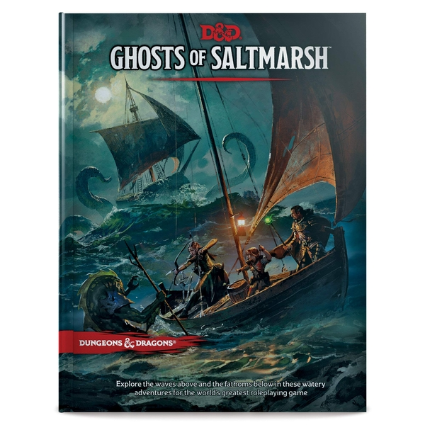 Dungeons & Dragons (DDN): Ghosts of Saltmarsh