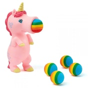 Unicorn Squeeze Popper Pink
