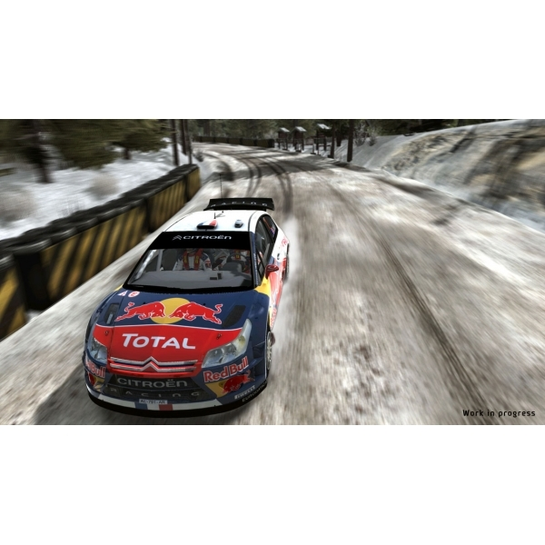 wrc fia world rally championship game ps3. Black Bedroom Furniture Sets. Home Design Ideas