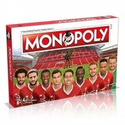 Liverpool F.C. Football Club Monopoly