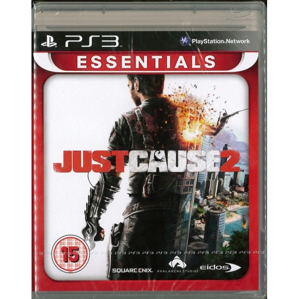 Just Cause 2 Game (Essentials) PS3