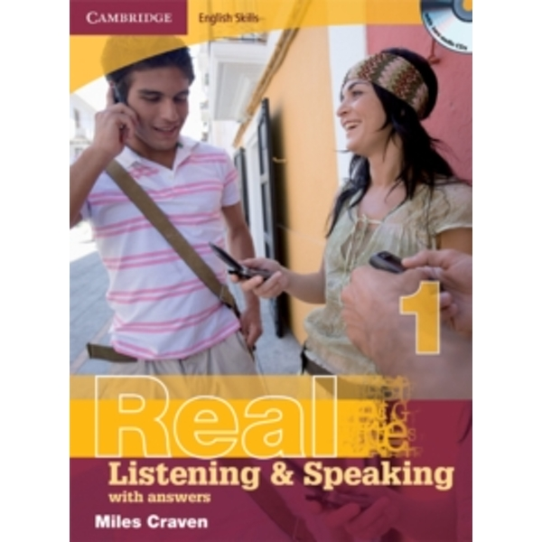 Cambridge English Skills Real Listening and Speaking 1 with Answers and Audio CD by Miles Craven (Mixed media product, 2008)