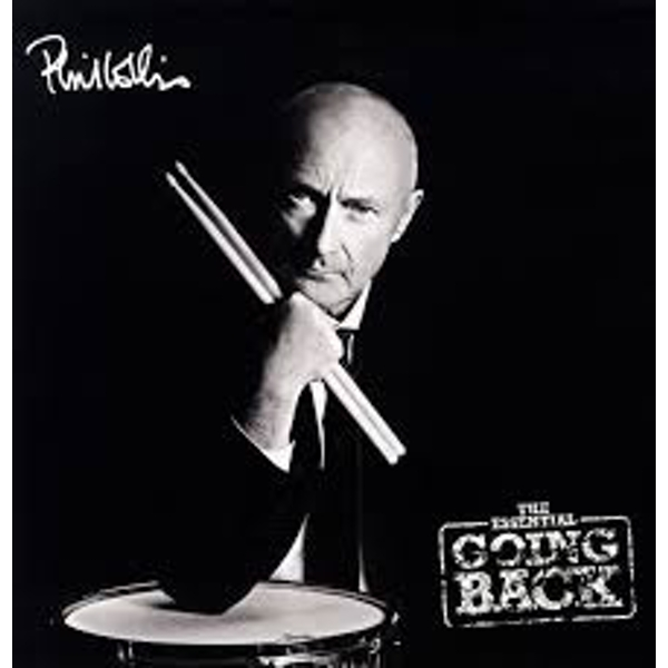 Phil Collins – The Essential Going Back Vinyl
