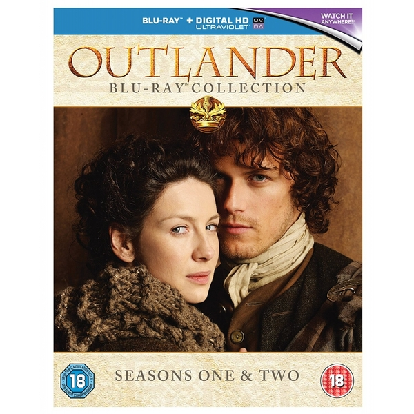 Outlander Season 1 & 2 Box Set Blu-ray