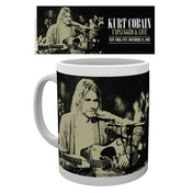Kurt Cobain Unplugged Mug
