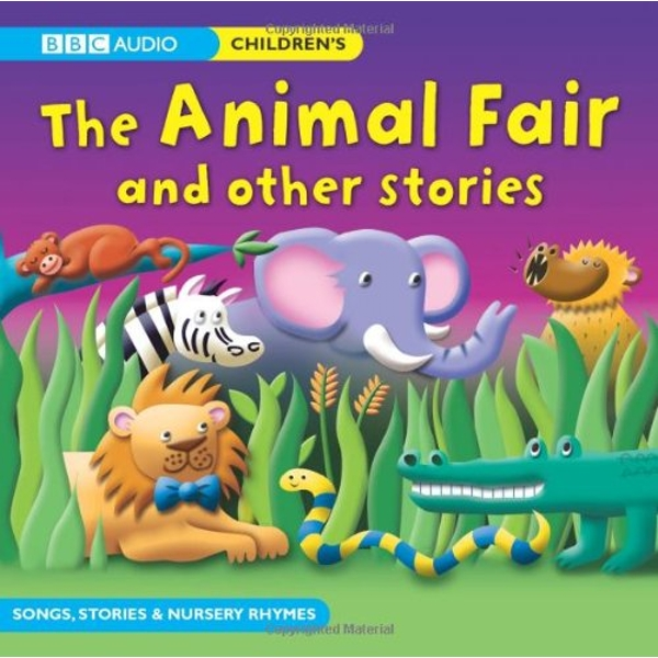 The Animal Fair & Other Stories  2008 CD-Audio
