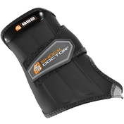 Wrist Sleeve Wrap Support Size Small Black (Left)