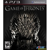 Game of Thrones Game PS3