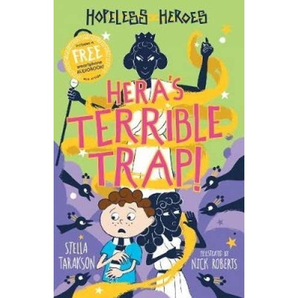 Hera's Terrible Trap!  Paperback / softback 2018