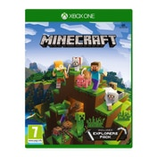 Minecraft Explorers Pack Xbox One Game