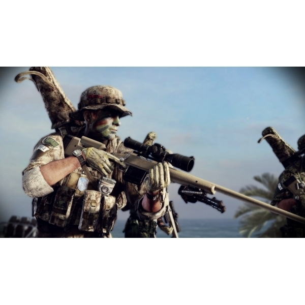 Medal Of Honor Warfighter Game Xbox 360 - Image 4