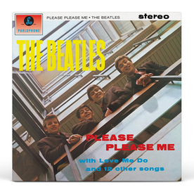 The Beatles ‎– Please Please Me Vinyl