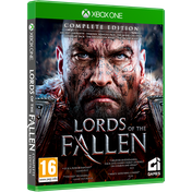 Lords Of The Fallen Complete Edition Xbox One Game