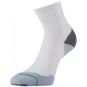 1000 Mile Fusion Sock White Ladies M