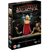 Battlestar Galactica - The Final Season DVD