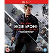 Mission: Impossible - The 6 Movie Collection Blu-ray