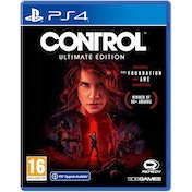 Control Ultimate Edition PS4 Game