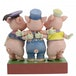 Squealing Siblings (The Three Little Pigs) Disney Traditions Figurine - Image 2