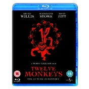 Twelve Monkeys Blu-ray