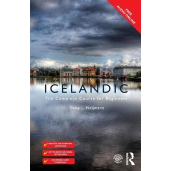 Colloquial Icelandic : The Complete Course for Beginners